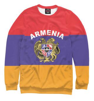 Свитшот, Футболка, Майка, Майка борцовка, Худи, Лонгслив, Маска  Armenia (578333)