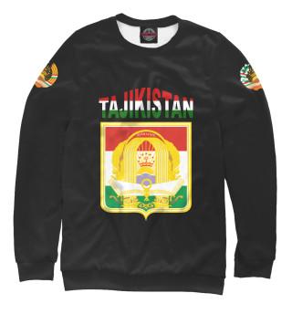 Одежда с принтом Tajikistan (103549)