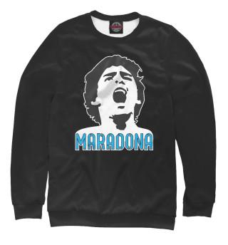 Одежда с принтом Марадона (645851)