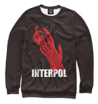 Одежда с принтом Interpol (881153)