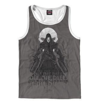 Майка борцовка мужская Reaper