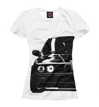 Футболка женская BMW E30