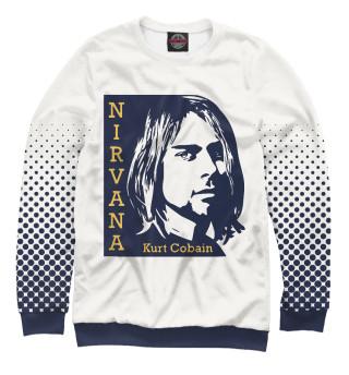 Одежда с принтом Nirvana (952115)