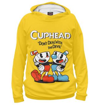 Худи мужское Cuphead