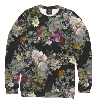 Одежда с принтом Полевые цветы