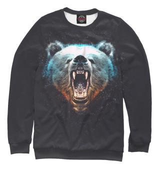 Одежда с принтом Dark Bear