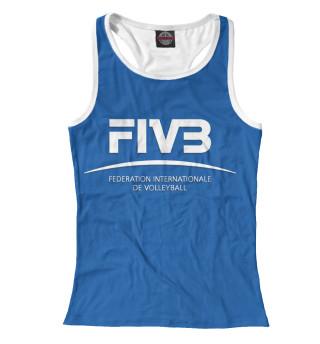 Майка борцовка женская FIVB