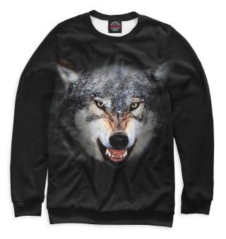 Одежда с принтом Волк (963954)