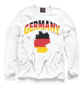 Одежда с принтом Германия (318451)