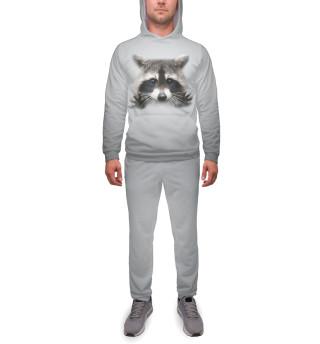 Спортивный костюм  мужской Енот (8272)