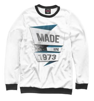 Одежда с принтом 1973 (203625)