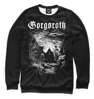 Одежда с принтом Gorgoroth