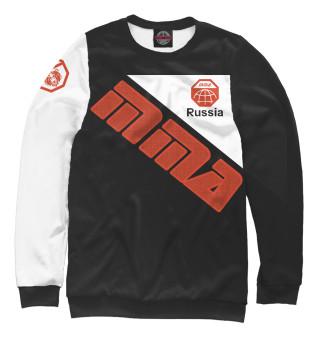 Одежда с принтом MMA Russia