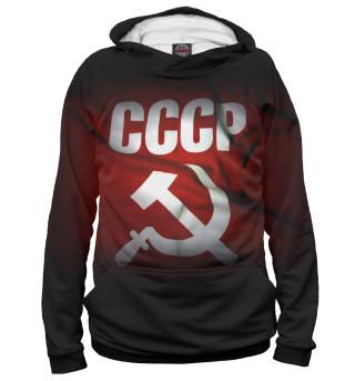 Худи женское СССР (9451)