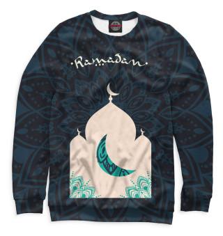Одежда с принтом Рамадан