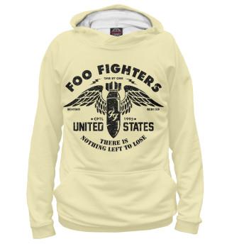 Худи женское Foo Fighters (3653)