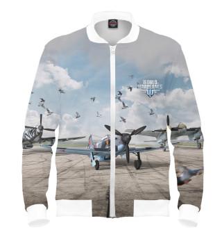 Бомбер мужский World of Warplanes (4379)