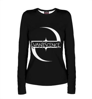 Лонгслив  женский Evanescence (1054)