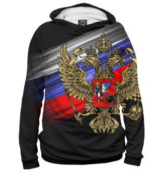Худи женское Герб России