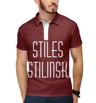 Поло мужское Stiles Stilinski