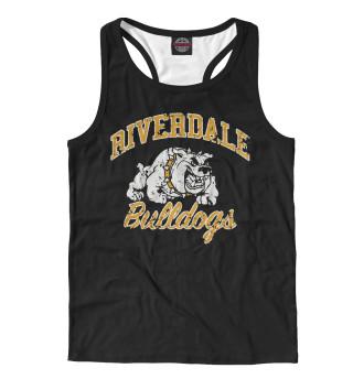 Майка борцовка мужская Riverdale Bulldogs