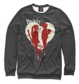 Одежда с принтом Banksy (552672)