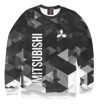 Одежда с принтом MITSUBISHI (550062)