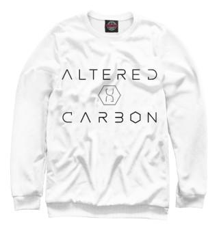 Одежда с принтом Видоизмененный углерод (272619)