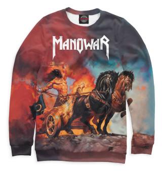 Одежда с принтом Manowar (483130)