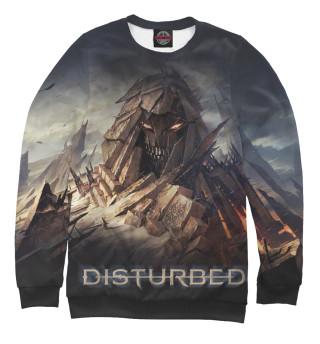 Одежда с принтом Disturbed (645089)