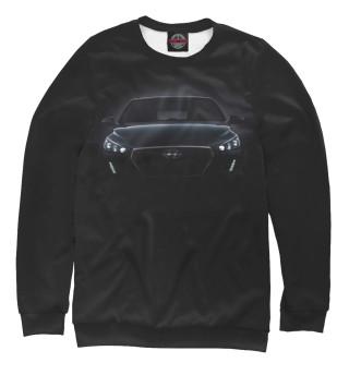 Одежда с принтом Hyundai (702833)