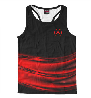 Майка борцовка мужская Mercedes-Benz (9551)