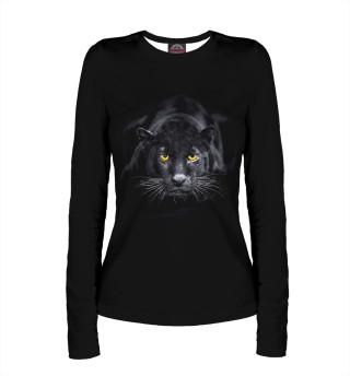 Лонгслив  женский Пантера (7485)