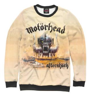 Одежда с принтом Motorhead Aftershock