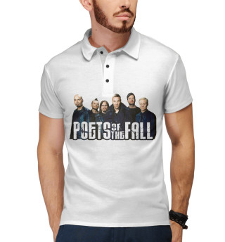 Поло мужское Poets of the Fall
