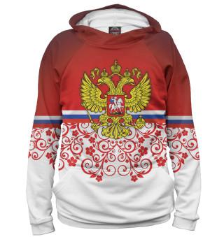 Худи женское Сборная России (7548)