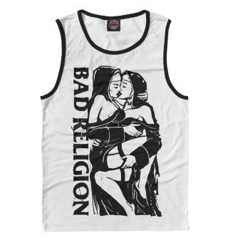 Майка мужская Bad Religion (WHITE)