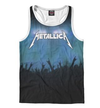 Майка борцовка мужская Metallica (6326)