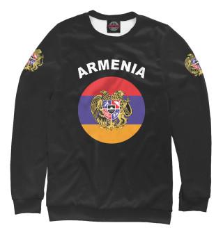 Свитшот, Футболка, Майка, Майка борцовка, Худи, Лонгслив, Маска  Армения (148979)