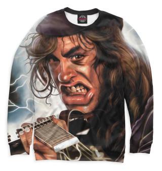 Одежда с принтом AC/DC (742798)