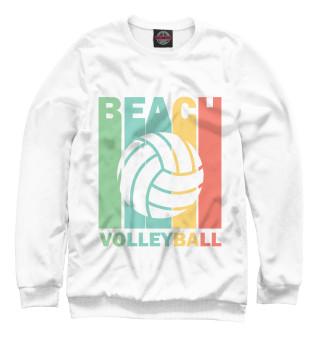 Одежда с принтом Beach Volleyball