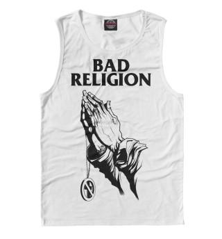 Майка мужская Bad Religion (196)