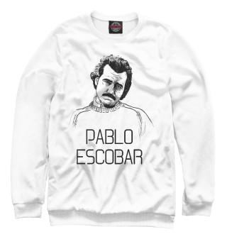 Одежда с принтом Pablo Escobal