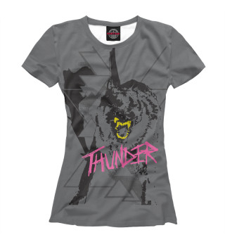 Футболка женская The Prodigy - Thunder