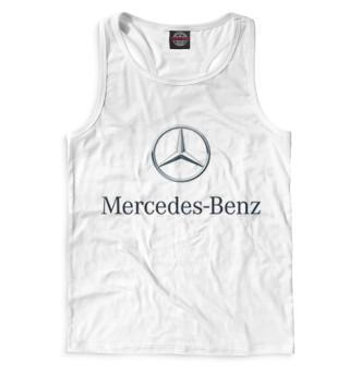 Майка борцовка мужская Mercedes-Benz (4905)