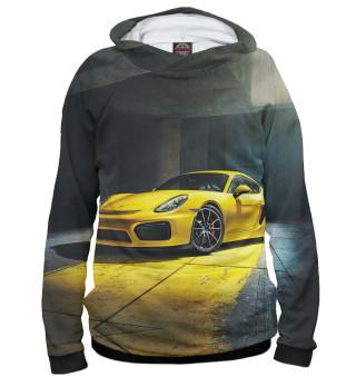 Худи мужское Porsche (5206)