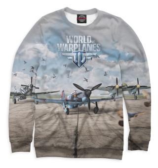 Одежда с принтом World of Warplanes (440024)