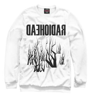 Одежда с принтом Radiohead (121990)