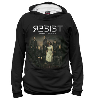 Худи женское Within Temptation Resist