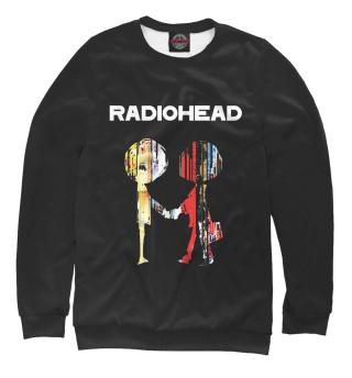 Одежда с принтом Radiohead (309390)